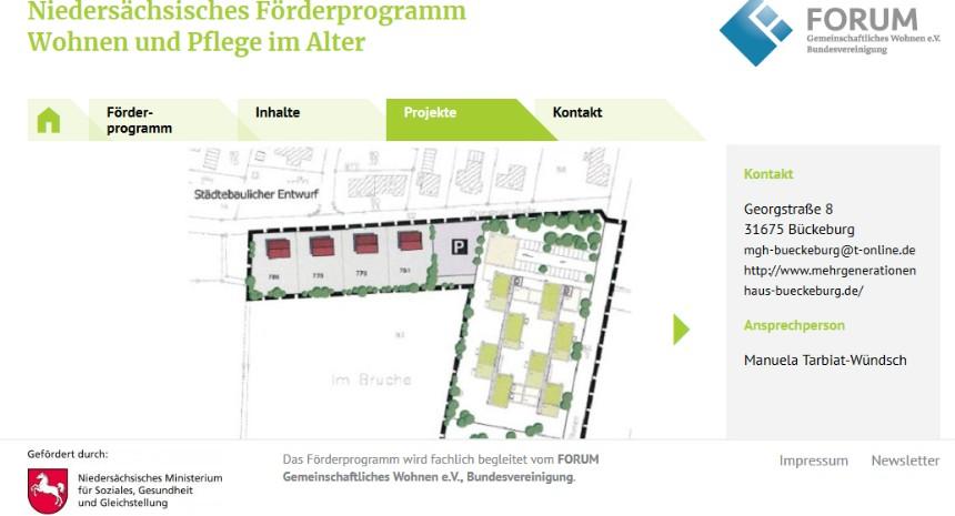 Niedersächsisches Förderprogramm