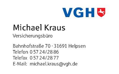 VGH Versicherungsbüro Michael Kraus, Helpsen