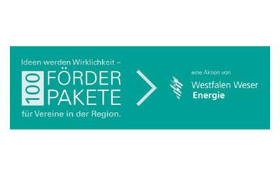 Westfalen Weser Energie - Förderprogramm für Vereine in der Region