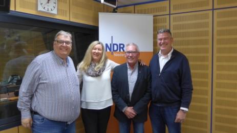 NDR Niedersachsen und der Mehrgenerationen-Park