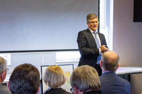 Vorstand VerbundVolksbank OWL eG., Herr Breitschuh