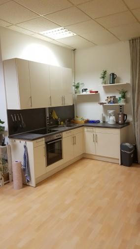 Küche_ Büro
