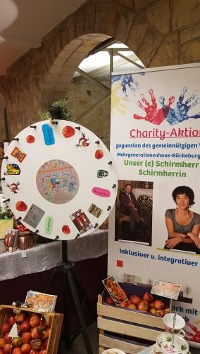 Charity Glücksrad