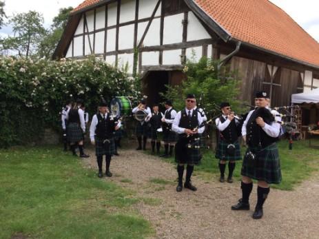 British Weekend auf dem Rittergut Remmeringhausen