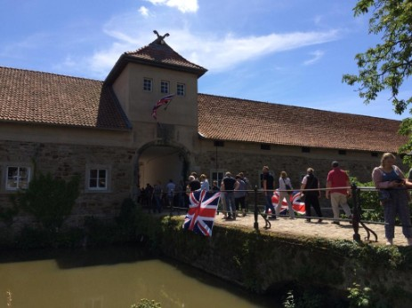 British Weekend auf dem Rittergut Remmeringhausen