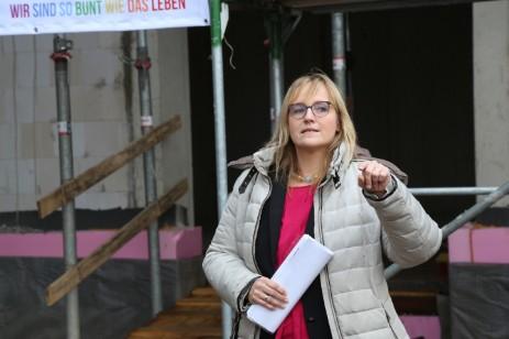Dinah Stollwerck-Bauer, Landesbeauftragte für das Amt für regionale Landesentwicklung Leine-Weser
