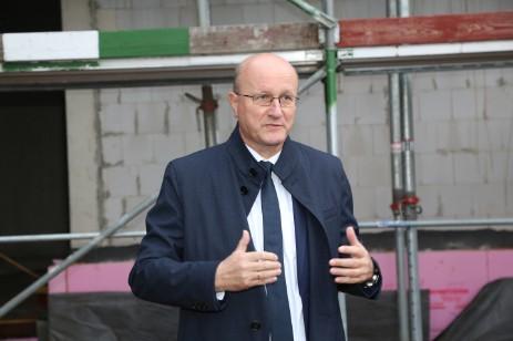 Landrat Jörg Farr