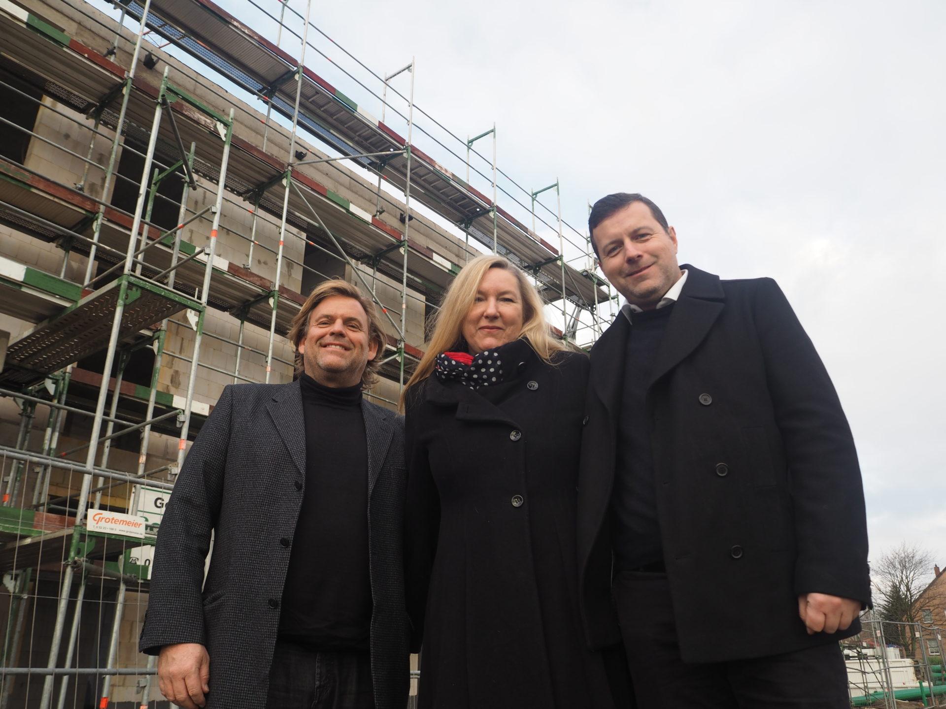Tom Mögele, Manuela Tarbiat-Wündsch und Bernhard Keller