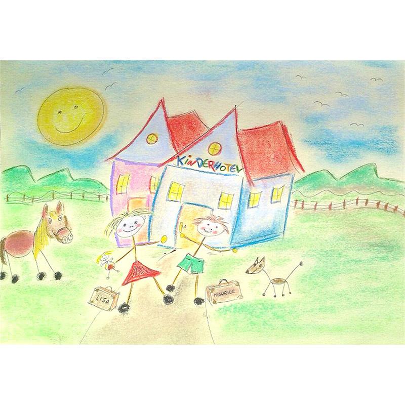 Kinderhotel Karierte Karotte