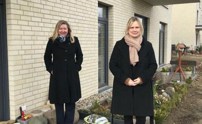Besuch Frau Völlers